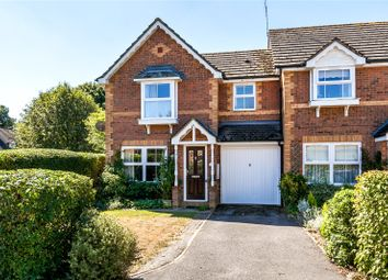 Thumbnail 3 bed end terrace house for sale in Birch Close, Colden Common, Winchester, Hampshire