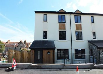 Thumbnail 4 bed terraced house for sale in Plot 7, Bradda Place, Maine Road, Port Erin