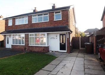 Thumbnail 3 bed semi-detached house for sale in Wensley Road, Lowton, Warrington, Greater Manchester