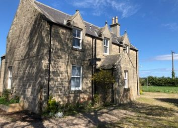 Thumbnail 4 bed detached house to rent in Linkwood Farm Cottages, Elgin