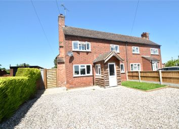 Thumbnail 3 bed semi-detached house for sale in Oldfield Cottages, Oldfield Lane, Ombersley, Droitwich