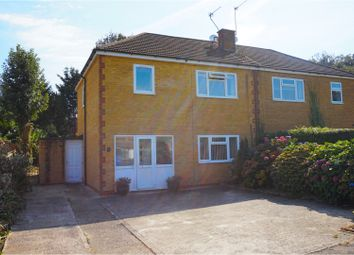 Thumbnail 3 bed semi-detached house for sale in Bullfinch Close, Sevenoaks