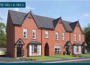 Thumbnail 3 bed terraced house for sale in Comber Road, Dundonald, Belfast