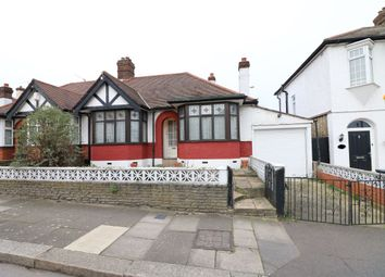Thumbnail 3 bed bungalow for sale in Hamilton Avenue, Ilford