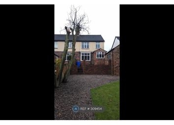 Thumbnail 3 bed semi-detached house to rent in High Lane, Stoke-On-Trent