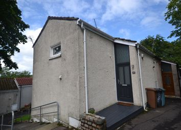 Thumbnail 2 bed end terrace house for sale in Arran Drive, Cumbernauld