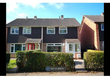 Thumbnail 3 bed semi-detached house to rent in Hurdman Walk, Hereford
