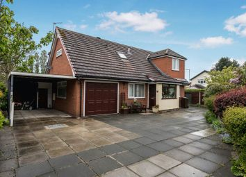 Thumbnail 3 bed detached house for sale in East Mead, Aughton, Ormskirk