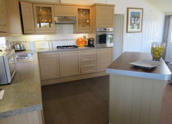 Thumbnail 2 bedroom lodge for sale in Cromer Road, Beeston Regis, Cromer