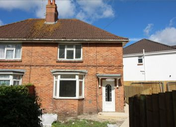 Thumbnail 2 bedroom semi-detached house for sale in Hamilton Road, Hamworthy, Poole