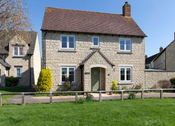 Thumbnail 3 bed detached house for sale in Hawthorn Drive, Bradwell Village, Burford