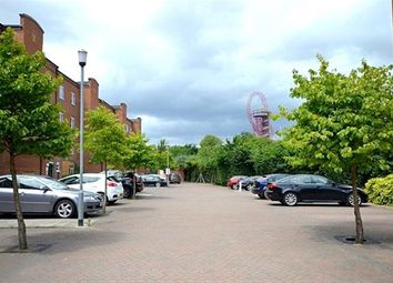 Thumbnail 2 bed flat to rent in Otter Close, Stratford, London