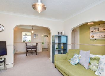 Thumbnail 3 bed terraced house for sale in Newport Road, New Bradwell, Milton Keynes