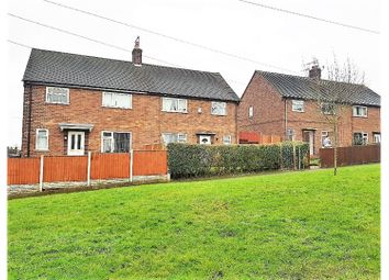 3 bed semi-detached house for sale in Cotswold Avenue Knutton, Newcastle ST5