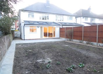 Thumbnail 3 bed detached house to rent in Avenue Cresent, Acton