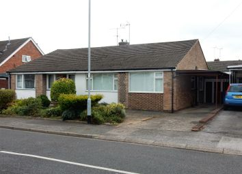 Thumbnail 3 bed semi-detached bungalow for sale in Windsor Road, Carlton-In-Lindrick, Worksop