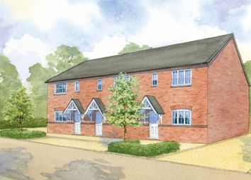 Thumbnail 3 bed semi-detached house for sale in Gilden Drive, Gilmorton, Leicester