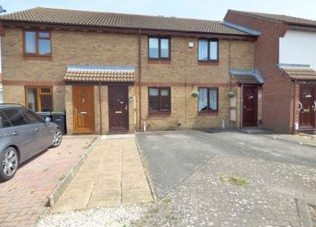 Thumbnail 2 bed terraced house for sale in Rogers Close, Gosport
