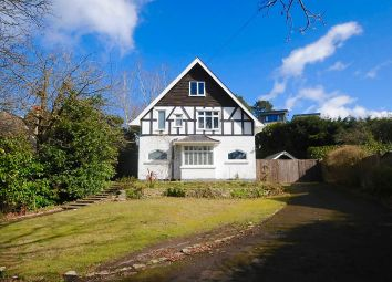 Thumbnail 5 bed detached house for sale in Hatherden Avenue, Lower Parkstone, Poole