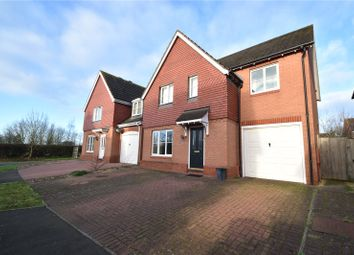 Thumbnail 4 bed detached house for sale in Nightingale Close, Droitwich Spa, Worcestershire