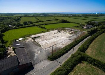 Thumbnail Land for sale in Shop, Morwenstow, Bude, Cornwall
