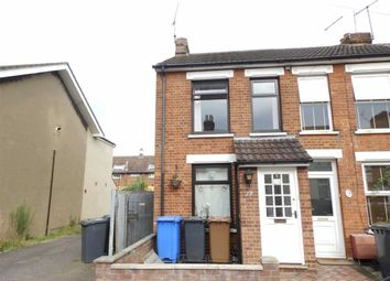 Thumbnail 2 bedroom end terrace house for sale in Orwell Road, Ipswich, Suffolk