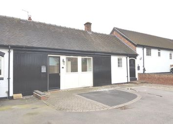Thumbnail 1 bed barn conversion for sale in Bagot Street, Abbots Bromley, Rugeley