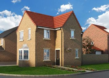 "Thumbnail 3 bedroom property for sale in ""The Canterbury At Moorland View, Bishop Auckland"" at Flambard Drive, Bishop Auckland"