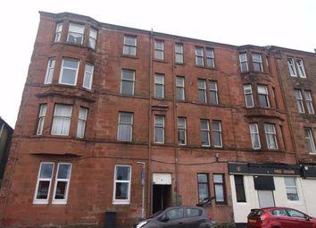 Thumbnail 1 bed flat for sale in Carnock Street, Greenock
