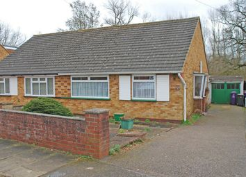 Thumbnail 2 bed semi-detached bungalow for sale in Brook View, Hitchin, Hertfordshire, Hertfordshire