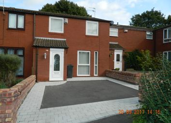 Thumbnail 3 bedroom terraced house to rent in Lingfield Gardens, Shard End, Birmingham