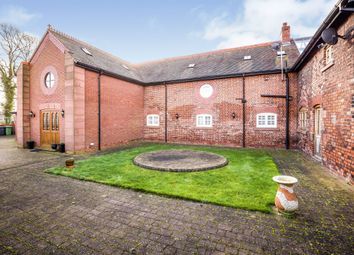 Thumbnail 4 bed barn conversion for sale in Station Road, Sutton Weaver, Runcorn