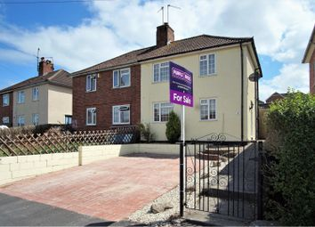 Thumbnail 3 bed semi-detached house for sale in Old Park Road, Shirehampton
