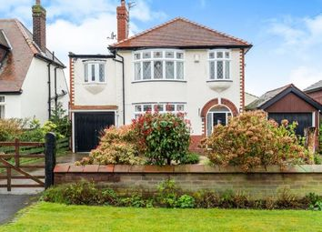 Thumbnail 4 bed detached house for sale in Church Road, Hale Village, Liverpool, Cheshire