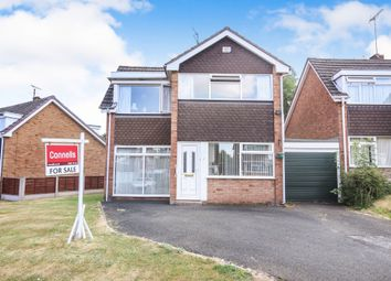 Thumbnail 3 bed detached house for sale in The Dingle, Finchfield, Wolverhampton