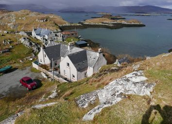 Thumbnail 3 bed detached house for sale in Plockropool, Isle Of Harrs