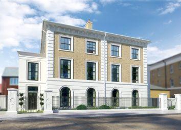 Thumbnail 4 bed semi-detached house for sale in Pavilion Green East, Poundbury, Dorchester, Dorset
