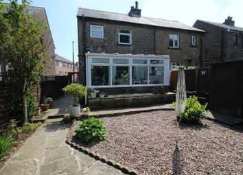 Thumbnail 2 bedroom semi-detached house for sale in Moor Hill Road, Salendine Nook, Huddersfield