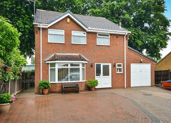 Thumbnail 3 bedroom detached house for sale in Church Lane, Sutton-In-Ashfield