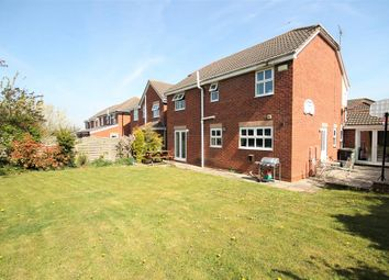 Thumbnail 4 bedroom detached house for sale in Ruffhams Close, Wheldrake, York