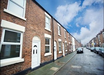 Thumbnail 2 bed terraced house to rent in Gloucester Street, Chester