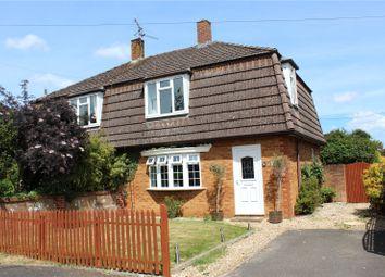3 bed semi-detached house for sale in Haymans Close, Cullompton, Devon EX15