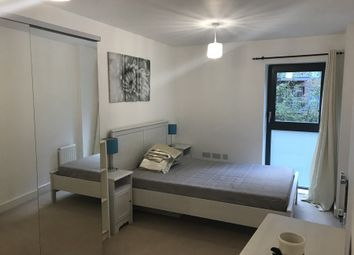 Thumbnail 1 bed flat to rent in Surrey, Quays Road