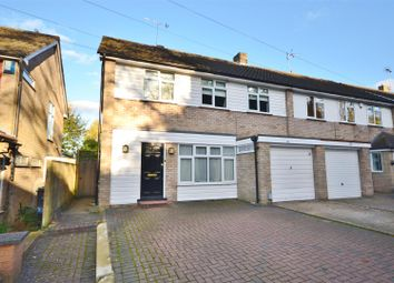 Thumbnail 4 bed semi-detached house for sale in Little Bushey Lane, Bushey