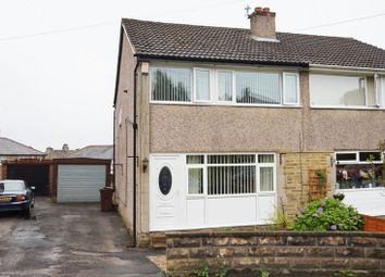 Thumbnail 3 bedroom semi-detached house for sale in Brearcliffe Grove, Bradford
