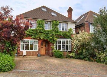 5 bed detached house for sale in Linkside, New Malden KT3