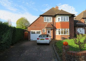 Thumbnail 3 bed detached house to rent in Admirals Close, Holmer, Hereford