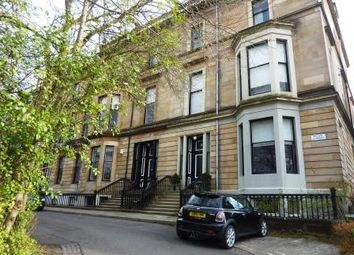 Thumbnail 3 bed flat to rent in Crown Gardens, West End, Glasgow