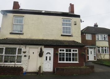 Thumbnail 2 bedroom semi-detached house for sale in Daw End, Walsall