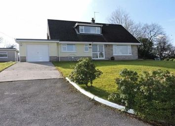 Thumbnail 3 bed detached bungalow to rent in Cwmgarw Road, Upper Brynamman, Ammanford